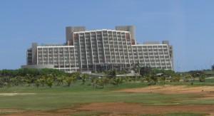 Vier Sterne Hotel auf der Halbinsel Hicacos bei Varadero