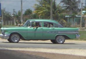 Colectivo, Chevrolet, Caro