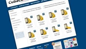 Kubanisches Handy aufladen