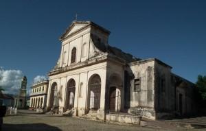Mit dem Weltkulturerbe ausgezeichnete Kathedrale