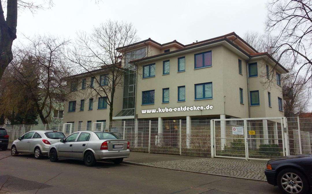 Kubanisches Konsulat Berlin